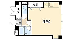mikiHOUSE[202号室]の間取り
