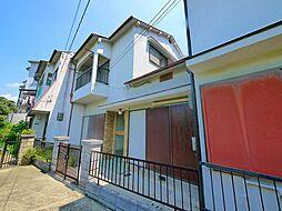 [テラスハウス] 奈良県奈良市富雄北1丁目 の賃貸【/】の外観