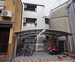 京都府京都市上京区西上之町の賃貸マンションの外観