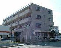 粟飯原マンション[203号室]の外観