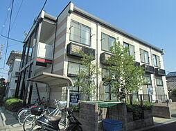 大阪府大阪市住之江区北島3丁目の賃貸マンションの外観