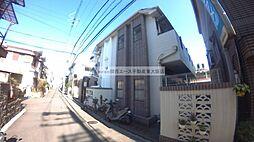 大阪府東大阪市若草町の賃貸アパートの外観