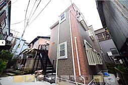 神奈川県横浜市西区伊勢町1の賃貸アパートの外観