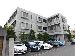 武蔵小杉グリーンコート[1階]の外観