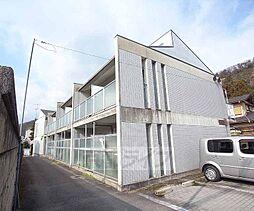 京都府京都市左京区松ケ崎東町の賃貸マンションの外観