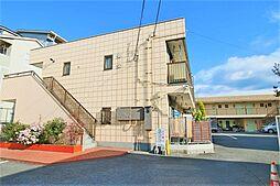 ソシアル弥栄[2階]の外観