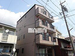 第5クリスタルハイツ吉田[1階]の外観