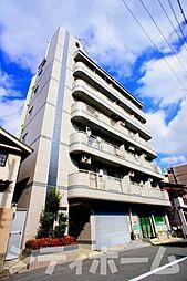 大阪府大阪市天王寺区大道5丁目の賃貸マンションの外観