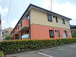 プラティーク嵐山西  A棟[2階]の外観