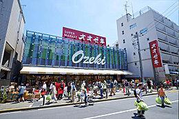 オオゼキ上野毛店(700m)