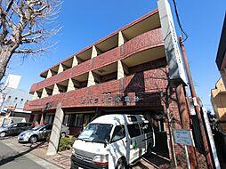 千葉県千葉市若葉区小倉台4丁目の賃貸マンションの外観