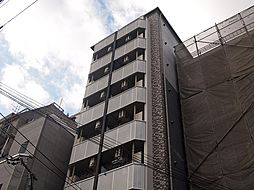 Uro新大阪[3階]の外観