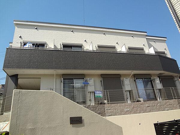 シェモア板宿[1階]の外観