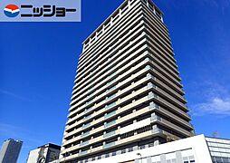 ジョイフル岐阜駅 カーサ・イースト[21階]の外観