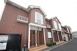香川県高松市太田上町の賃貸アパートの外観