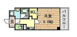 サ・ファミーユ[2階]の間取り