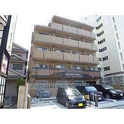 愛知県名古屋市名東区一社3丁目の賃貸マンションの外観
