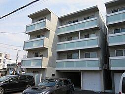 札幌市営南北線 中島公園駅 徒歩17分の賃貸マンション