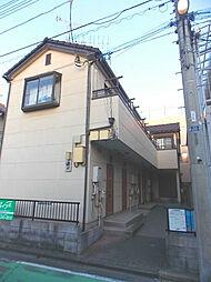 クレスト喜沢[2階]の外観