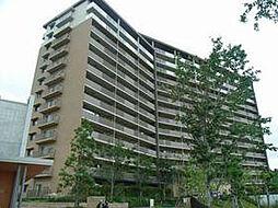 大阪府茨木市彩都やまぶき2丁目の賃貸マンションの外観