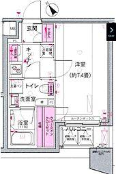 虎ノ門駅 10.5万円