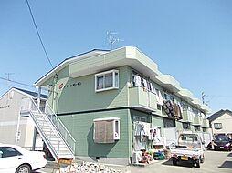 グリーンガーデン[2階]の外観