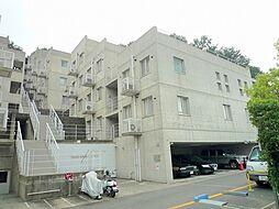 グリューンベルグ生田[4階]の外観