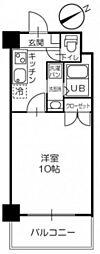 S-FORT中広通り[8階]の間取り