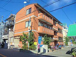 パークハイツ駒川中野[2階]の外観