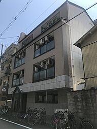 ポアール住之江[2階]の外観