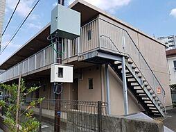 コーポ松本[1階]の外観