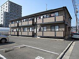 セジュール西田[2階]の外観