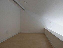 フィオーレの固定階段グルニエ