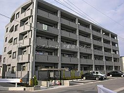 岡山県岡山市北区中仙道2丁目の賃貸マンションの外観