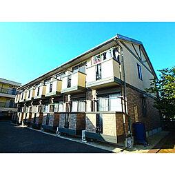 千葉県市川市原木2丁目の賃貸アパートの外観