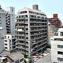 福岡県福岡市中央区舞鶴2丁目の賃貸マンションの外観