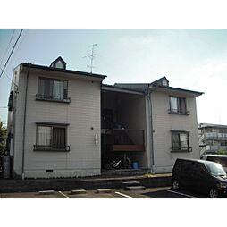岐阜県各務原市蘇原新栄町3丁目の賃貸アパートの外観