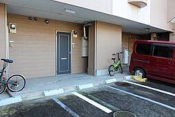 愛知県稲沢市稲沢町北山の賃貸マンションの外観