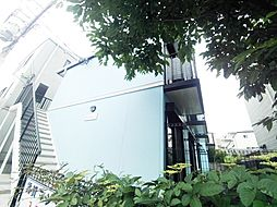 兵庫県神戸市東灘区住吉宮町6丁目の賃貸アパートの外観