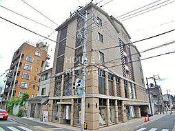 京都府京都市上京区中之町の賃貸マンションの外観
