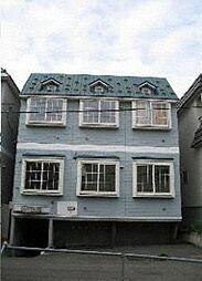 北海道札幌市東区北三十五条東2丁目の賃貸アパートの外観