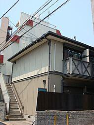 阿倍野ハイツ[2階]の外観