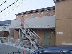 ソリッド屏風浦壱番館[1階]の外観