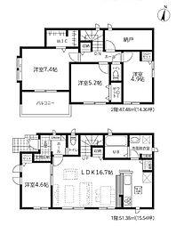 梅島駅 4,790万円
