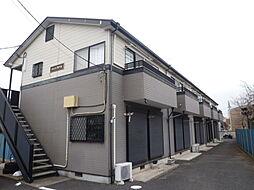 千葉県千葉市中央区椿森4丁目の賃貸アパートの外観