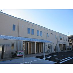 静岡県浜松市中区高丘東3丁目の賃貸アパートの外観