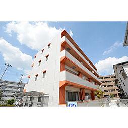 埼玉県鶴ヶ島市上広谷の賃貸マンションの外観