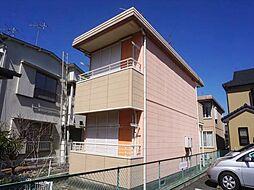 グランメールB棟[2階]の外観