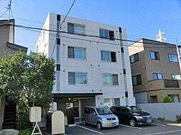 北海道札幌市豊平区美園十一条7丁目の賃貸マンションの外観