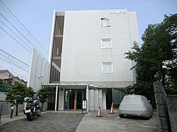 ダイドーメゾン岡本駅前[204号室]の外観